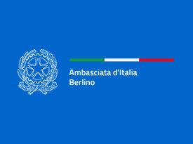 Italienische Botschaft Logo